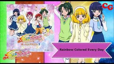 Rainbow Colored Every Day-0