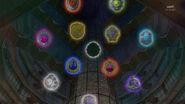 02.El director explicando el significado de las Piedra Linkle a Mirai y Riko
