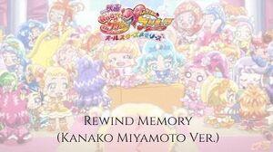All Stars Memories Rewind Memory (Kanako Ver