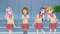 Mirai, Riko and Kotoha suggest it is love