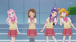 Mirai, Riko and Kotoha suggest it is love