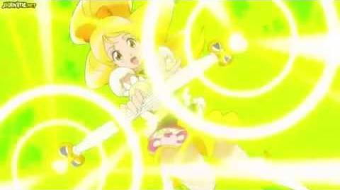 Happiness Charge Precure cap 11 sub español