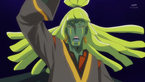 Shakince summons a Donyokubaru
