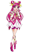 Cure Dream New Stage 3