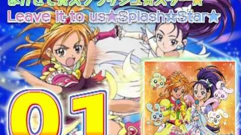 Futari wa Precure Splash Star Vocal Album 2 Track01