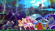 Go! Princess Pretty Cure en Hugtto
