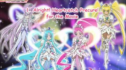 Heartcatch Pretty Cure Vocal Album 2 Track 01