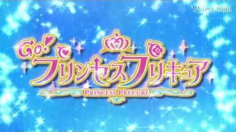 Go Princess Precure OP-Miracle Go! Princess PreCure (Miracle Go!プリンセスプリキュア)