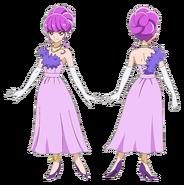 Perfil yukari vestido pelicula