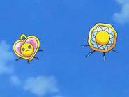 Pika-Pika y Kyu-Kyu