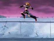 Black salto precure 11