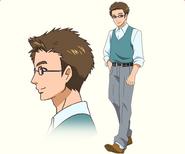 Perfil de Daikichi Asahina (Toei Animation)