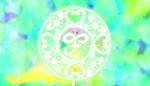 Ha-Chan Draws Her Magic Symbol With Felice Symbol