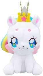 Pegasus Fuwa keychain