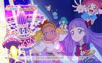 Pretty Cure Online STPC wall star 15 1 S