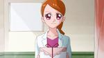 1KKPCALM17 Satomi sending a parcel to Ichika