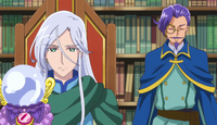 MTPC48 - Kouchou consults Magic Crystal for advice