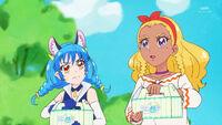 STPC23 Yuni says they gotta find all the Fuwas
