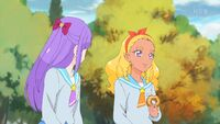 STPC41 Elena reminds Madoka that if she's in a bind, that she can talk to her friends