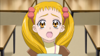 YPC5GG04 Urara is shocked by what's happening to Nozomi and the others