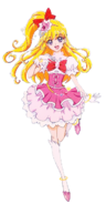 Cure Miracle Perfil Promocional