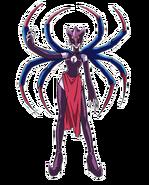 Arachnea pose