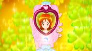 Bonito Espejo Cambio de Yuko abierto