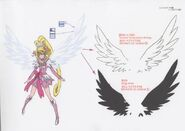 Cure Heart, preliminar Real encantadora Escalera de color Pretty Cure