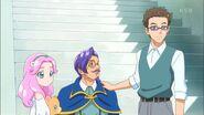 Daikichi le dice a Liam que no se preocupe