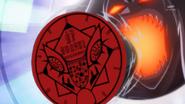 HuPC01.28-El Jefe escupiendo un sello