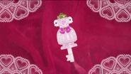 Llave de Vestir de Flora al final del episodio 1