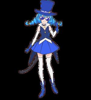 Perfil blue cat