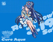 Cartel Cure Aqua en All Stars DX3