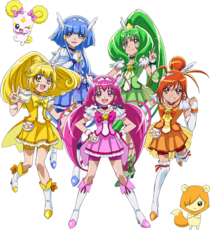 Smile Pretty Cure! Perfil Haru
