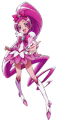 Cure blossom render 4 by animelovers4816-d4yl68j