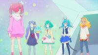 STPC47 The Cures are ready to rescue Fuwa