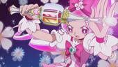 Heartcatch Pretty Cure! - Blossom Tact