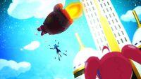 STPC30 Lala's rocket protects Yuni