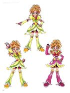 Yande.re 355220 sample bike shorts futari wa pretty cure splash star hyuuga saki inagami akira pretty cure
