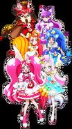 Precure Super Stars! Kirakira Precure Ala Mode