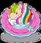 Animal Sweet Pegasus Parfait