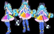 Cure Cosmo profile