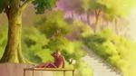 HuPC04-Umehashi wakes up