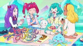スター☆トゥインクルプリキュア 第10話予告 「キラッキラ☆惑星クマリンへようこそ!」