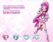 Toei - Tsubomi (ALL STARS 2)