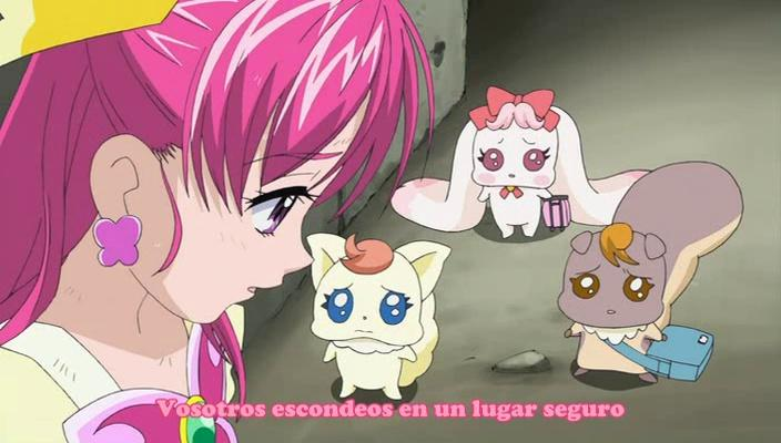 Yes! Pretty Cure 5 - Capítulo 24