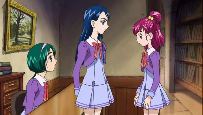 Yes! Pretty Cure 5 - capítulo 01