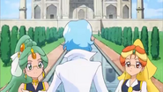 Blue Wonderful Net Precure