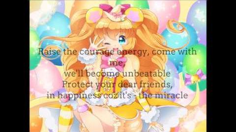 Brilliant! Cure Mofurun - Lyrics