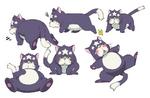 KKPCALM concept art 1.25-Mitsuboshi Nyanko